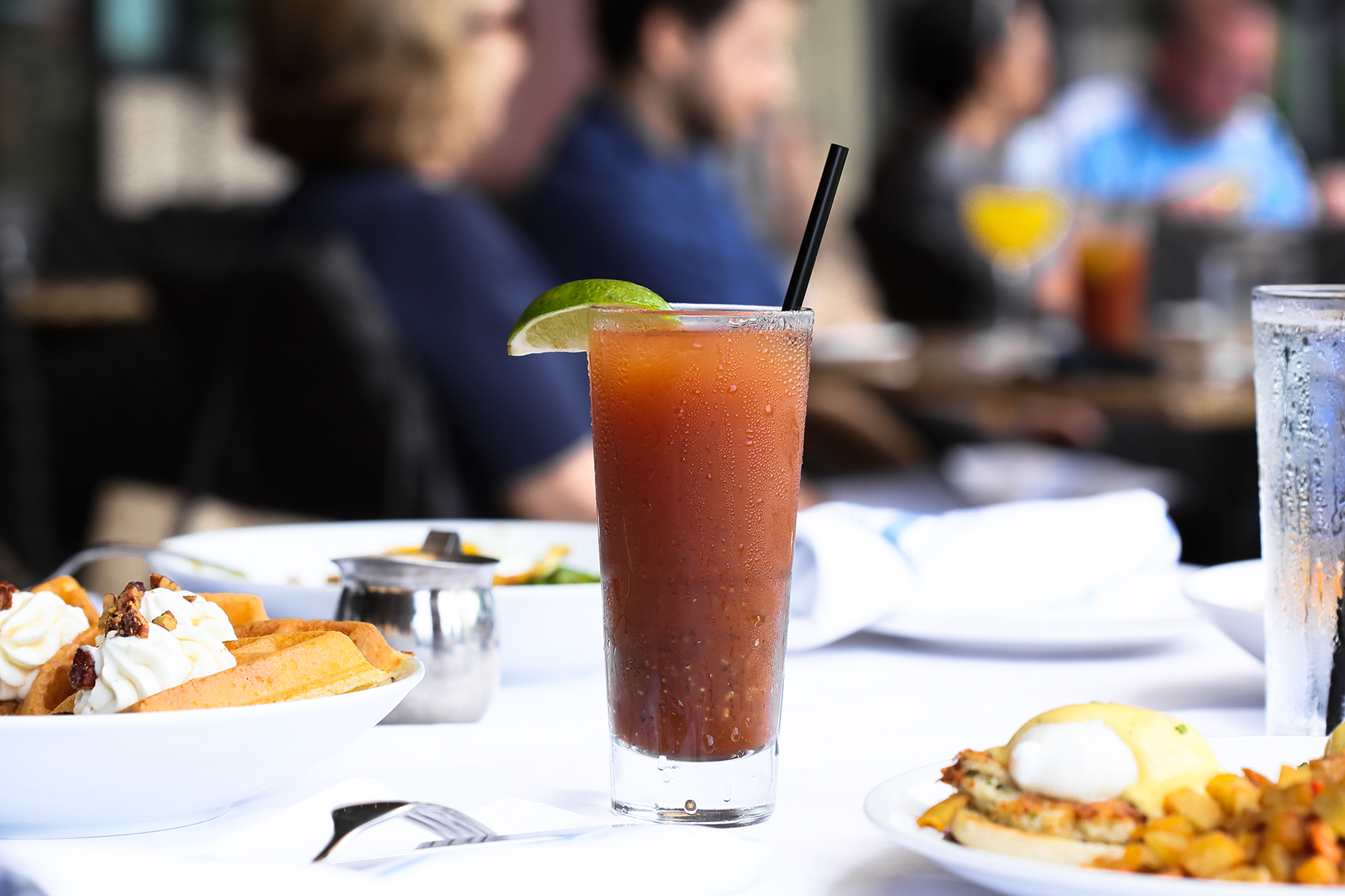 Brunch served every Sunday at Midtown Grille in Raleigh