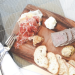 Charcuterie plate at Midtown Grille in North Hills