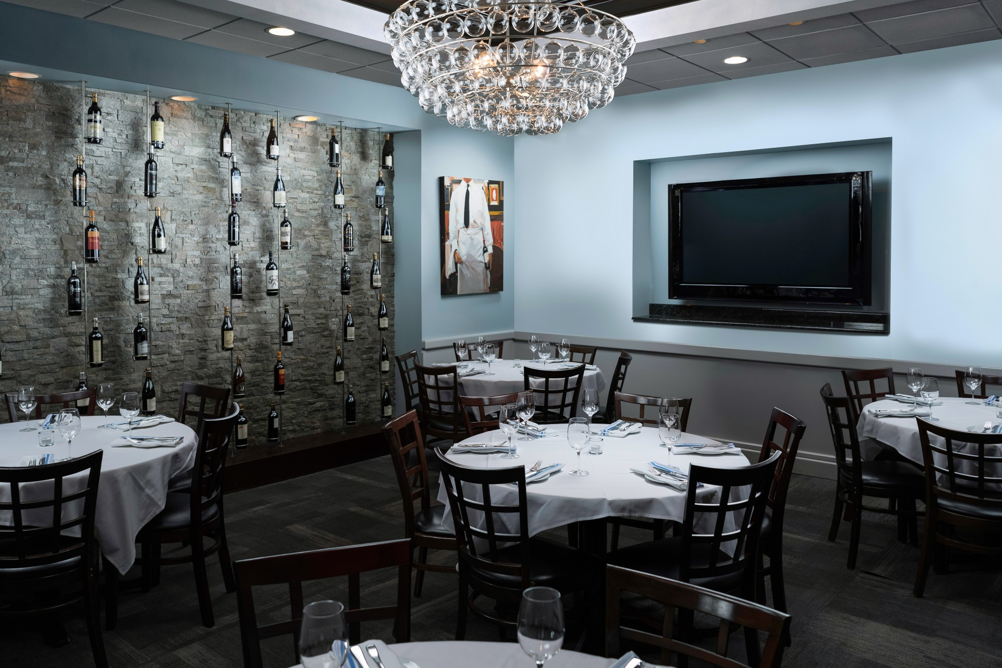 Private dining special events midtown grille for Best private dining rooms midtown