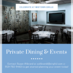 Q&A With Private Dining Coordinator Susan Alibrandi
