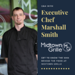 Q&A With Executive Chef Marshall Smith