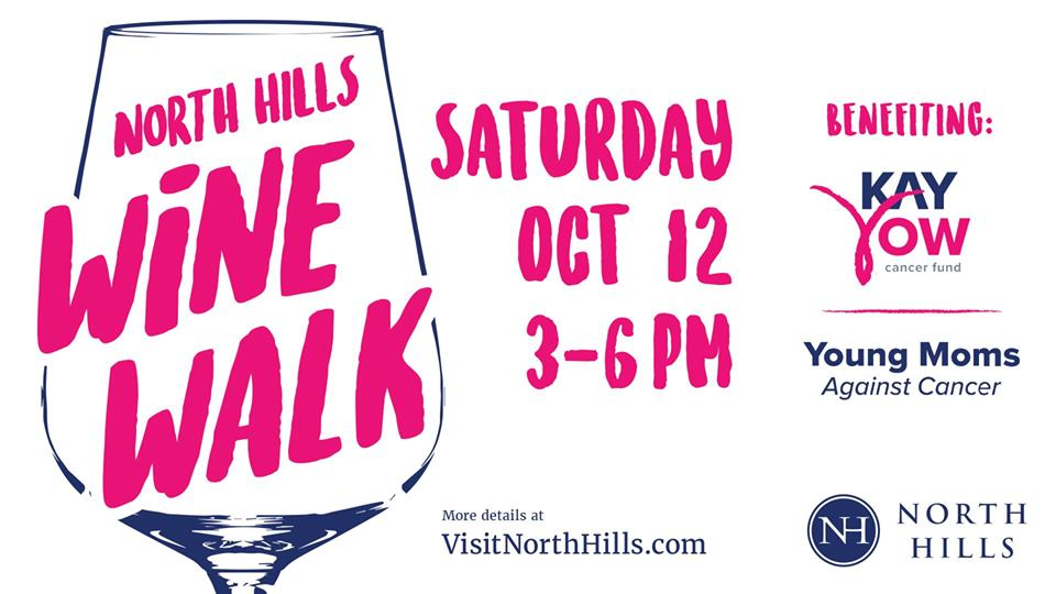 North Hills Wine Walk