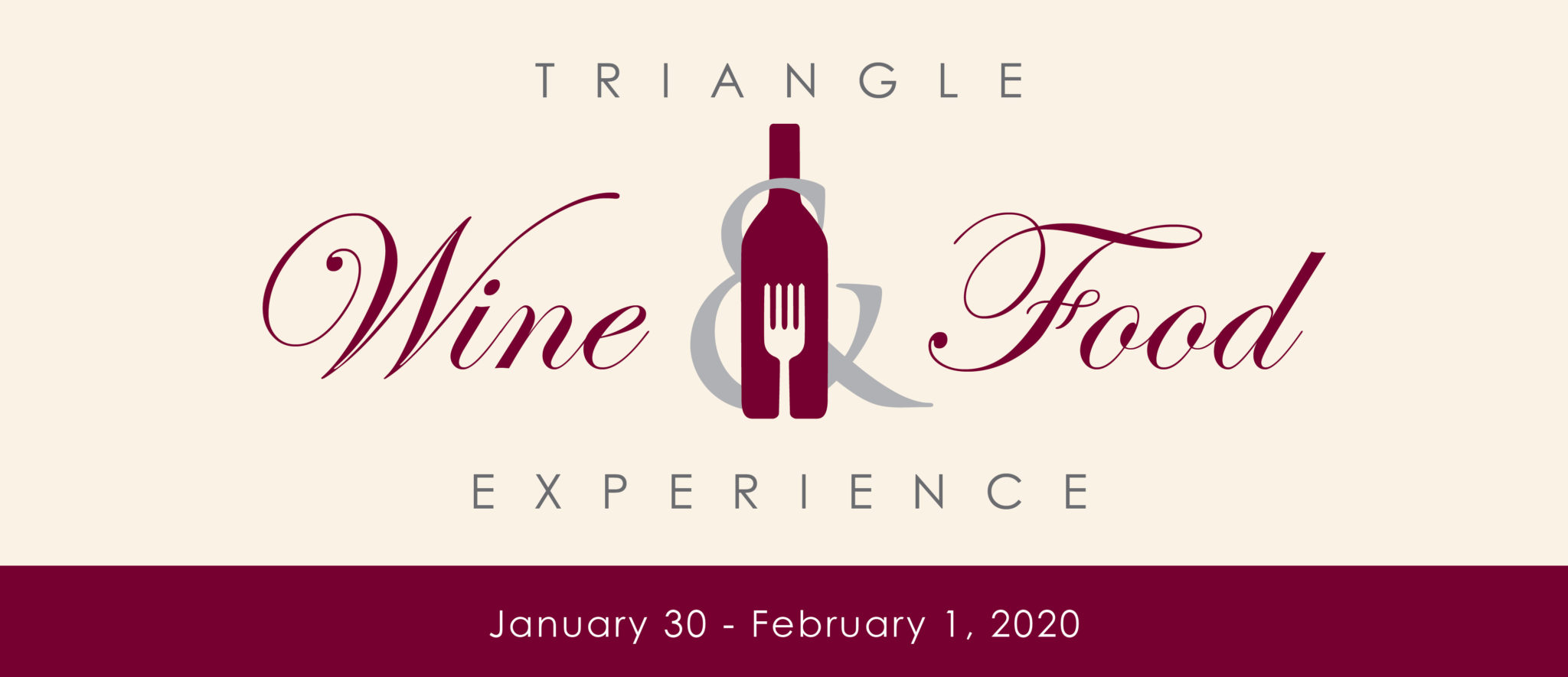 We are excited to be part of the Triangle Wine and Food Experience! Join us on Thursday, January 30, 2020, at 7 p.m. for a special wine dinner benefitting the Frankie Lemmon School and Developmental Center.