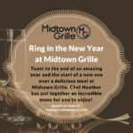 New Year's Eve at Midtown Grille