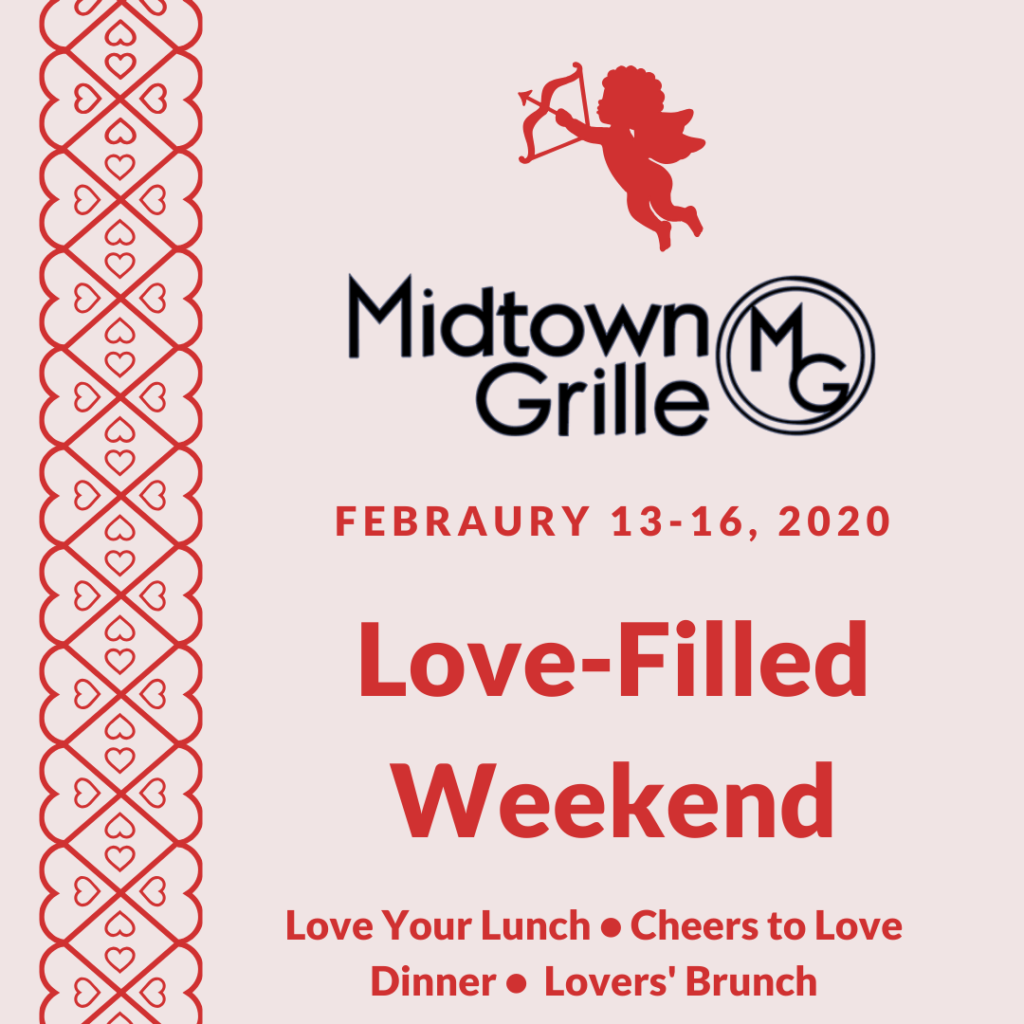 Valentine's Day at Midtown Grille