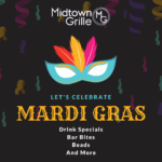 Celebrate Mardi Gras at Midtown Grille