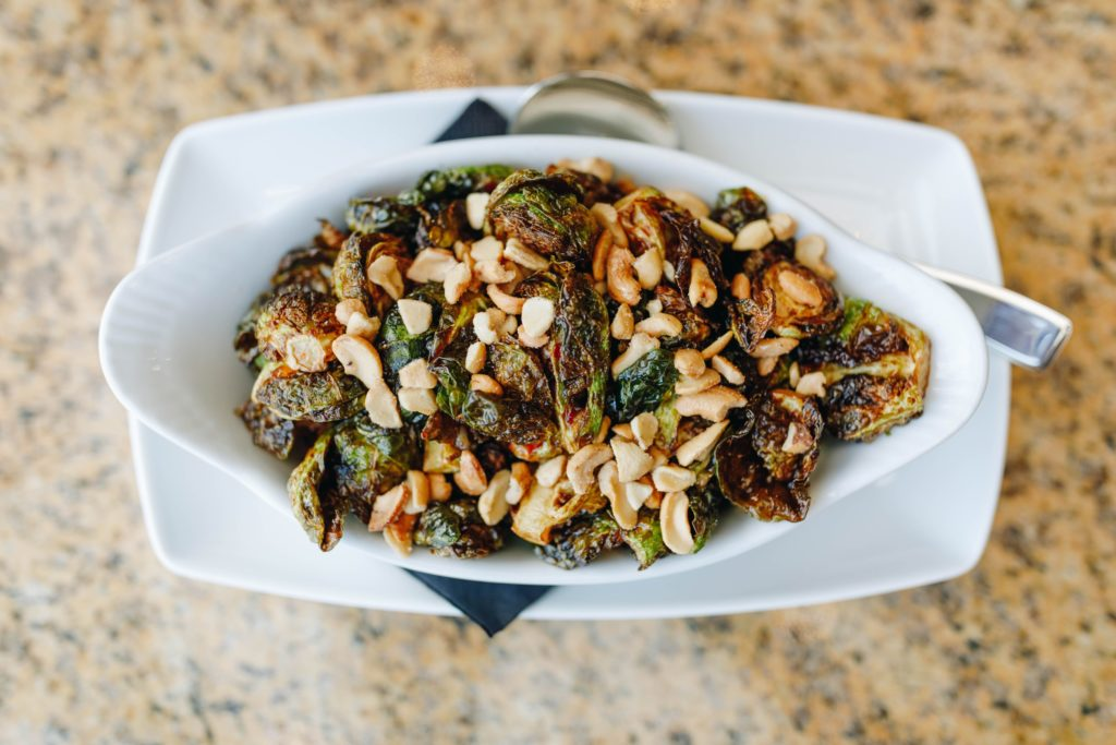 Midtown Grille Brussels Sprouts