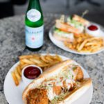 Meatball Sub at Midtown Grille Raleigh