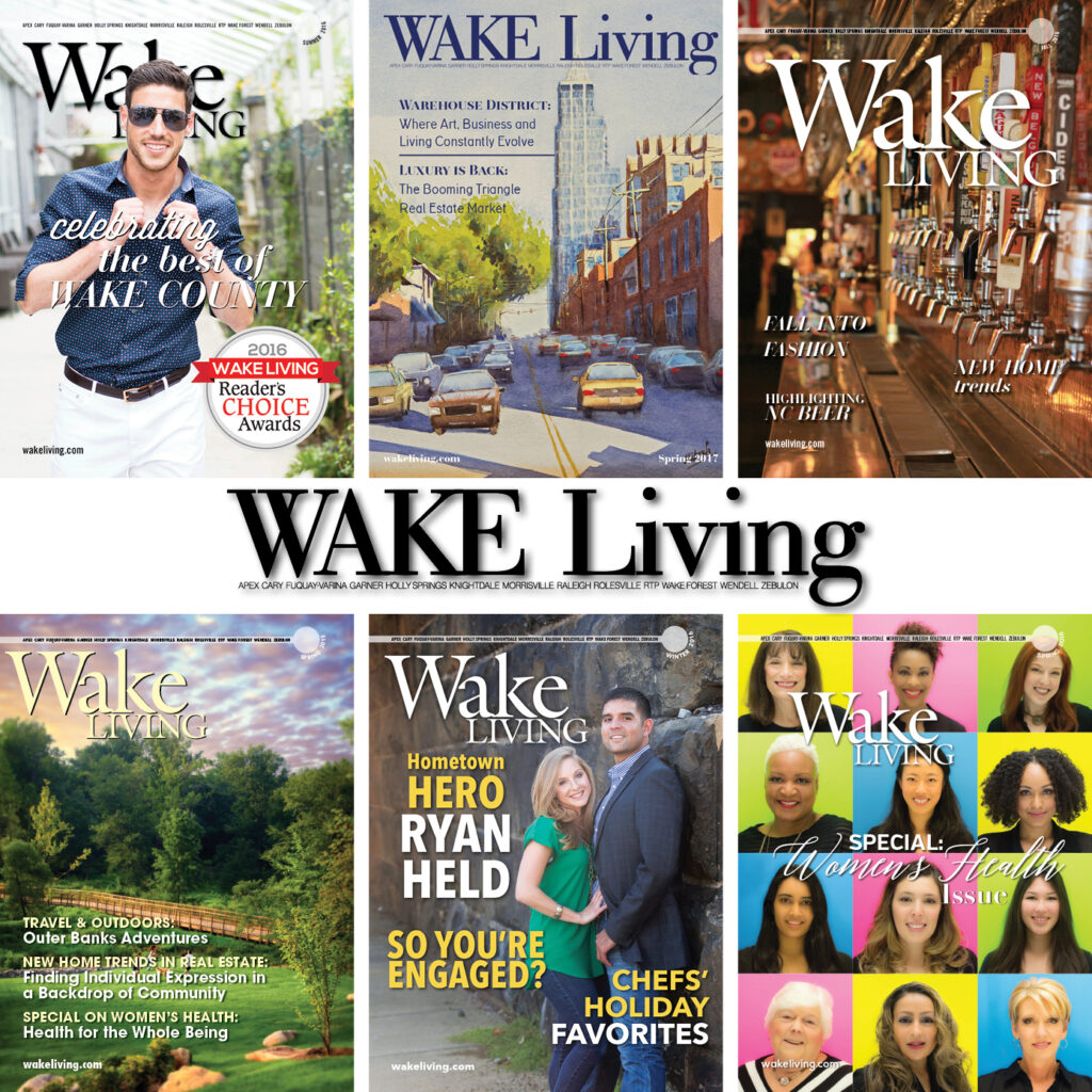 Wake Living Magazine