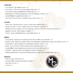 Midtown Grille Raleigh New Years Eve Menu December 31 2020