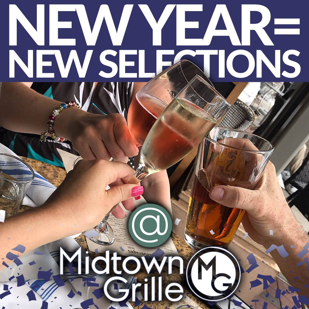 New Year, New Wine Selections at Midtown Grille