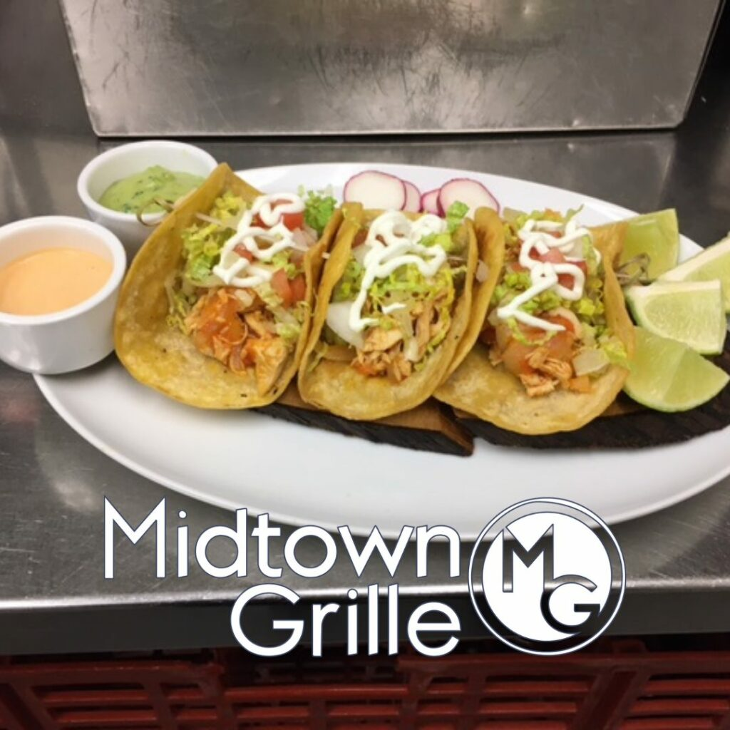 Midtown Grille Tacos