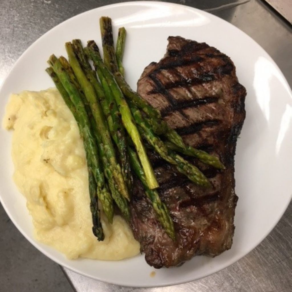 Monday Night Special $24 NY Strip at Midtown Grille
